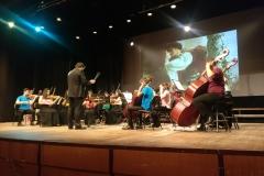 Alunos do AEPBS assistem a concerto didático no Centro de Cultura Musical