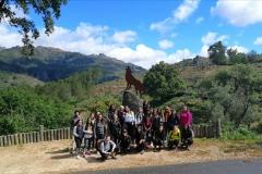 Alunos do AEPBS assinalam o Dia Mundial do Ambiente com visita a Montalegre