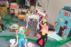 AEPBS participa na elaboração da Cascata de Sto. António no âmbito das Festas Antoninas